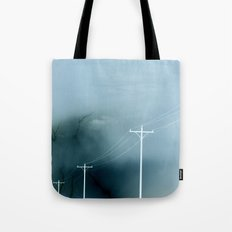Negative Connection Tote Bag