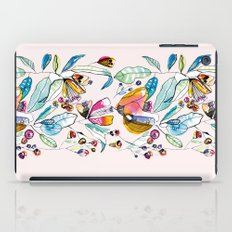 Flowers in the Wind iPad Case