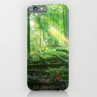 iPhone & iPod Case featuring Devil's Lake State Park by Ornithology