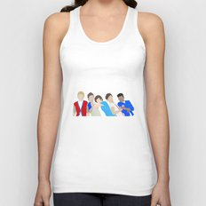 One Direction Unisex Tank Top