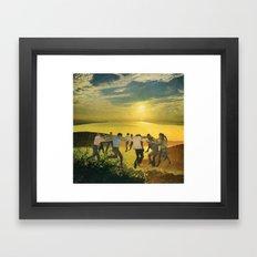 Dance (2013) Framed Art Print