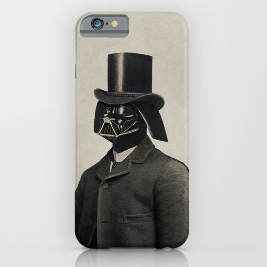 Lord Vadersworth (square format)  iPhone & iPod Case