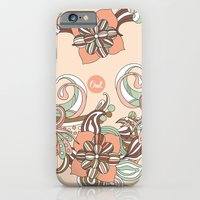 out heart iPhone 6 Slim Case