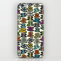Butterfly Pop iPhone & iPod Skin