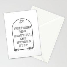 Vonnegut -  Billy Pilgrim Stationery Cards