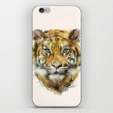 Tiger // Strength iPhone & iPod Skin