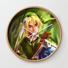 Link - Legend of Zelda Wall Clock