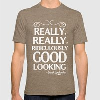 Really, Really, Ridiculo… Mens Fitted Tee Tri-Coffee SMALL