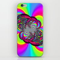 Forever Rainbows iPhone & iPod Skin