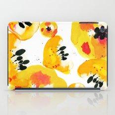 Water Flowers iPad Case