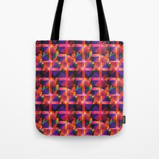 Abstract blocks pattern 2 Tote Bag