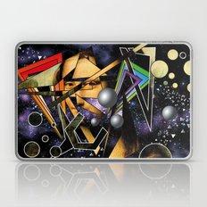 art in the space Laptop & iPad Skin