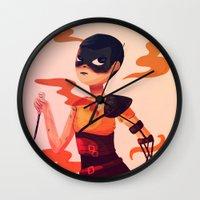Furiosa Wall Clock