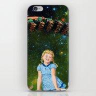 Roller Coaster iPhone & iPod Skin