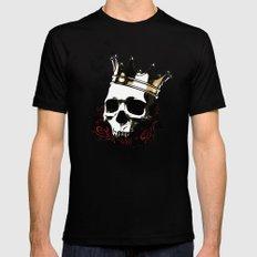 El Rey de la Muerte SMALL Mens Fitted Tee Black