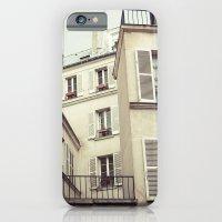 Paris Architecture iPhone 6 Slim Case