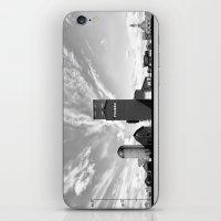 Steer to Steeple iPhone & iPod Skin
