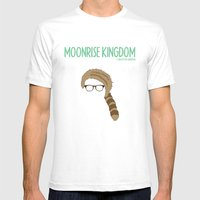 Moonrise Kingdom-1 Mens Fitted Tee White SMALL