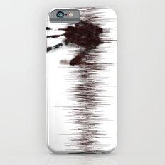 White Noise iPhone 6 Slim Case