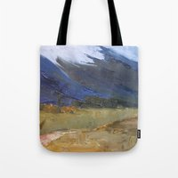 Rolling Storms Tote Bag