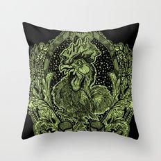 THE KILL COCK Throw Pillow
