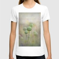 Kings And Queens Womens Fitted Tee White SMALL