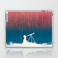 Meteor Rain (light version) Laptop & iPad Skin