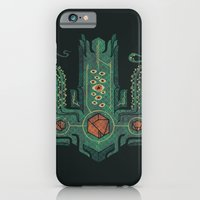 The Crown Of Cthulhu iPhone 6 Slim Case