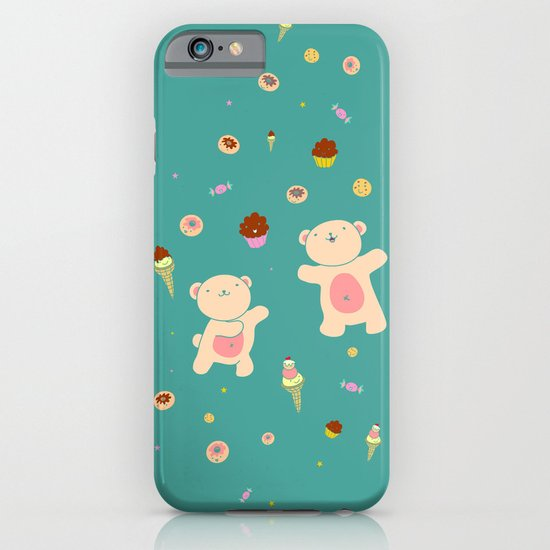 Sweet Bears iPhone & iPod Case