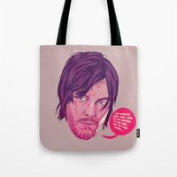 The Walking Dead - Daryl… Tote Bag