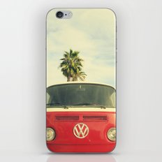 VW Coastin' iPhone & iPod Skin