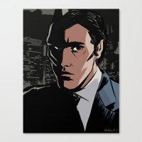 The Hero This City Deserves... Canvas Print