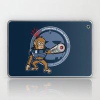 Automated Laser Monkey Laptop & iPad Skin