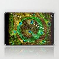 The Peacock Dream In Gol… Laptop & iPad Skin