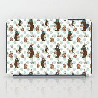 Parisian Chocolate Bunni… iPad Case