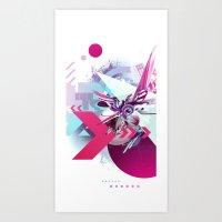 ice14 Art Print