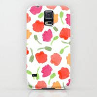 Galaxy S5 Cases featuring Summer Morning by Robin Gayl