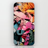 Pedals - 1 iPhone & iPod Skin