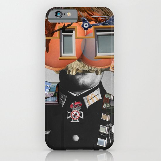 War Collage 3 the pilot... iPhone & iPod Case