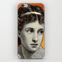 Seductress Orange iPhone & iPod Skin