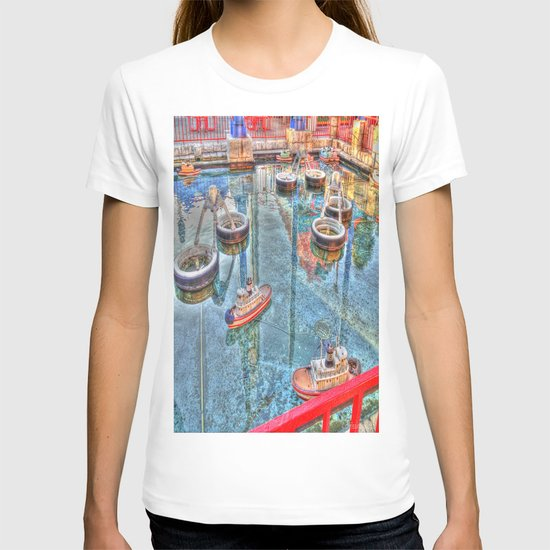 Mini Boat Race T-shirt