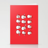 Santas Stationery Cards