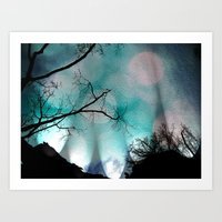 Shadows in the Night Art Print