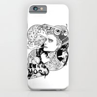 iPhone & iPod Case featuring Full Moon by jean-baptiste MUS