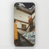 The Staircase iPhone & iPod Skin