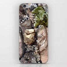 with the boots you gave me iPhone & iPod Skin