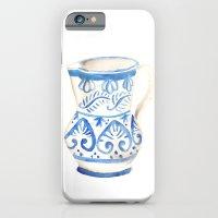 handmade ceramic iPhone 6 Slim Case