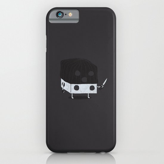 Dicey Little Guy iPhone & iPod Case