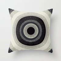 Eye Just Can't Throw Pillow