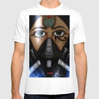 The Eye Mens Fitted Tee White SMALL